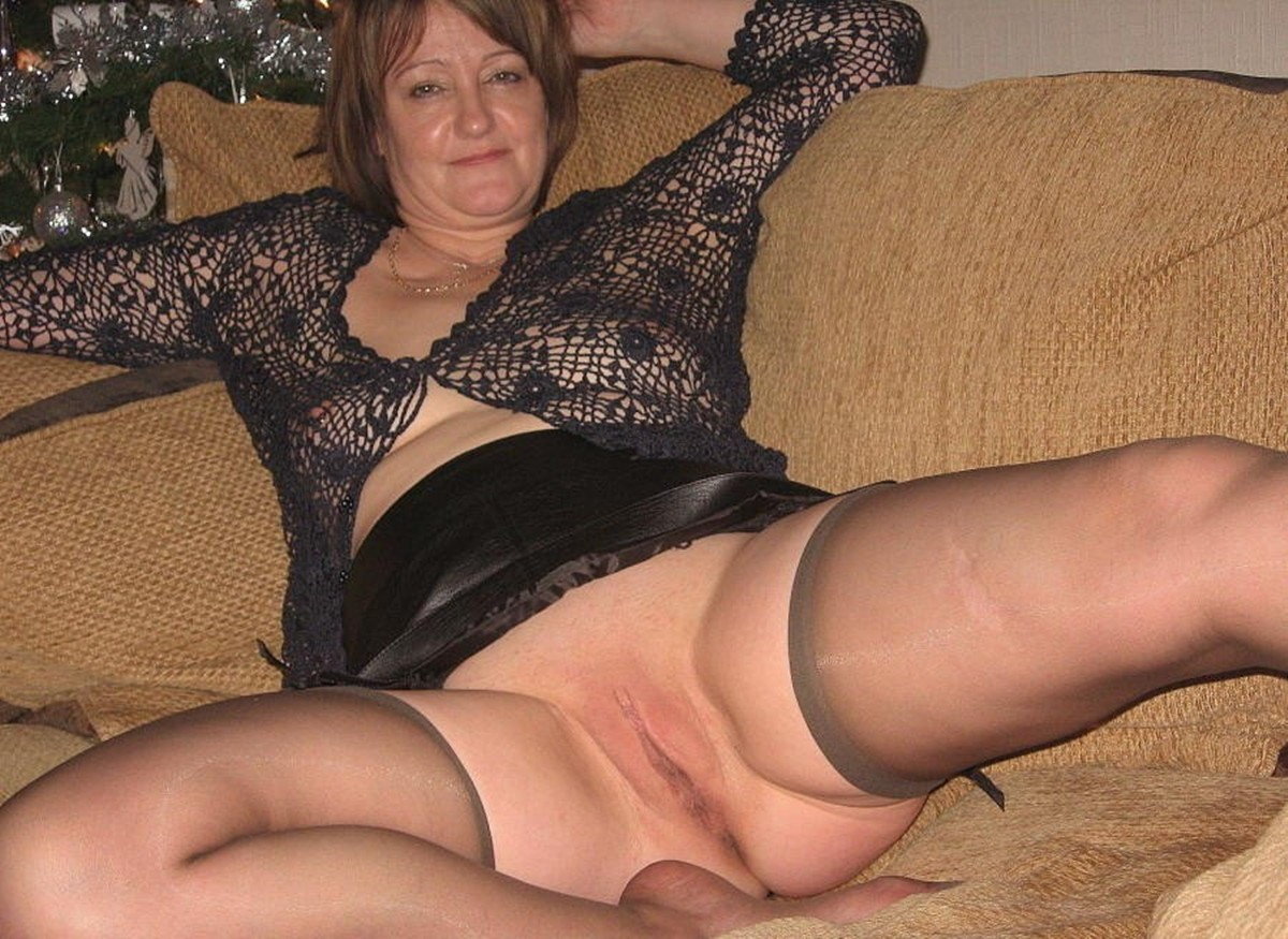 Amateur Mature Wife Young Guy